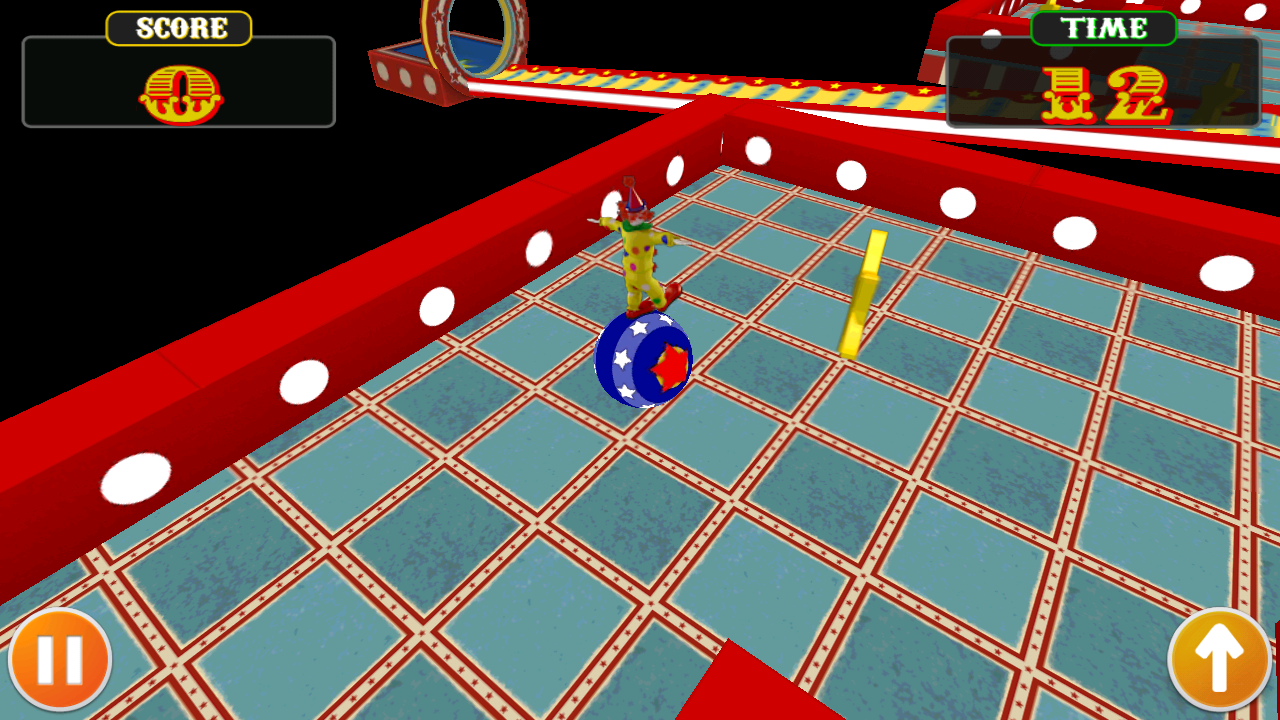 androidアプリ クラウン ボール攻略スクリーンショット1