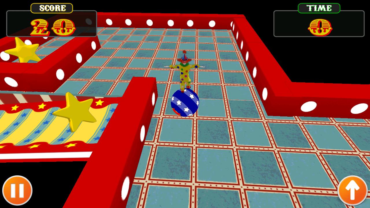 androidアプリ クラウン ボール攻略スクリーンショット2