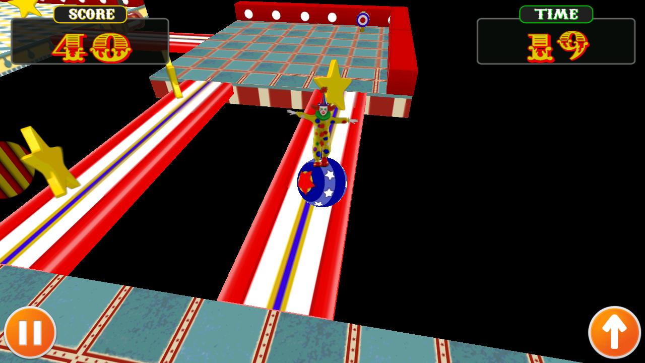 androidアプリ クラウン ボール攻略スクリーンショット4