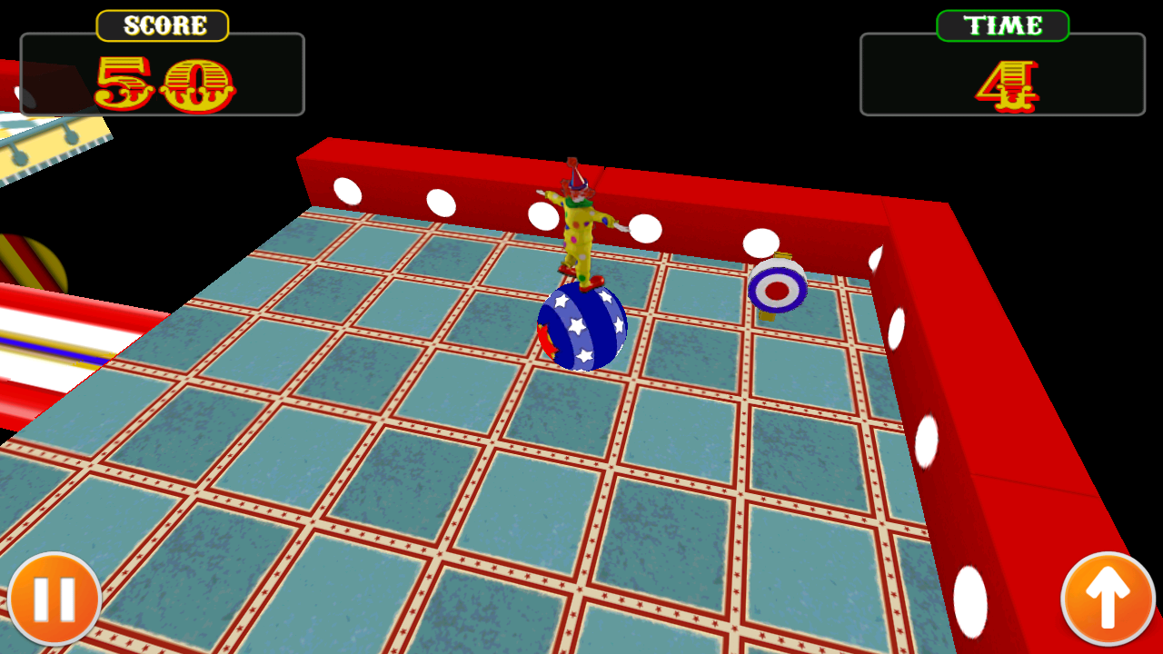 androidアプリ クラウン ボール攻略スクリーンショット5