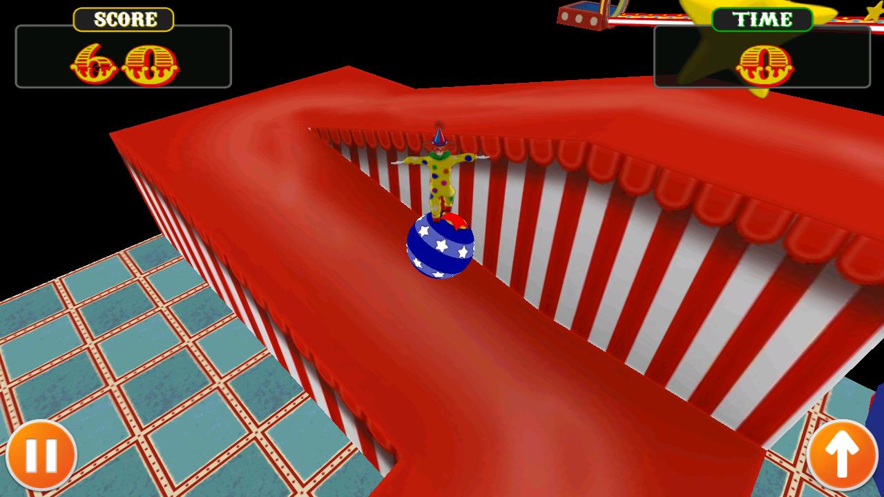 クラウン ボール androidアプリスクリーンショット1