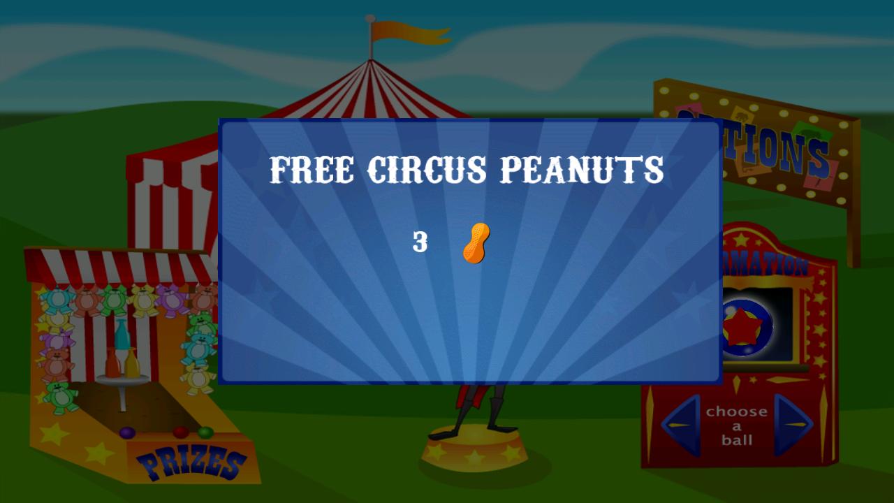クラウン ボール androidアプリスクリーンショット3