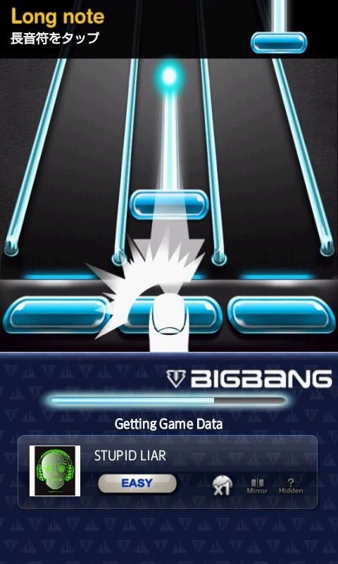 androidアプリ BIGBANG シェイク攻略スクリーンショット2