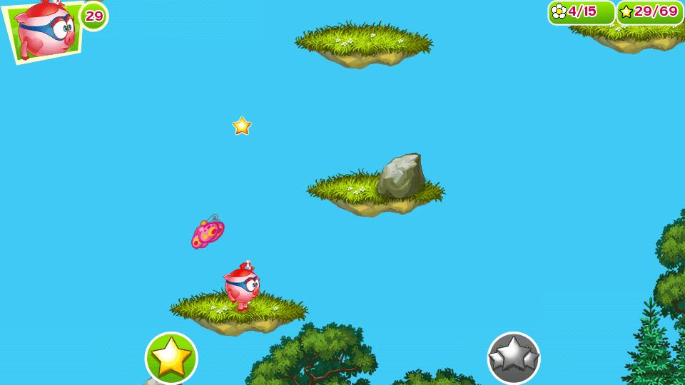 androidアプリ キコリキ攻略スクリーンショット5