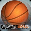 バスケットボールシュート