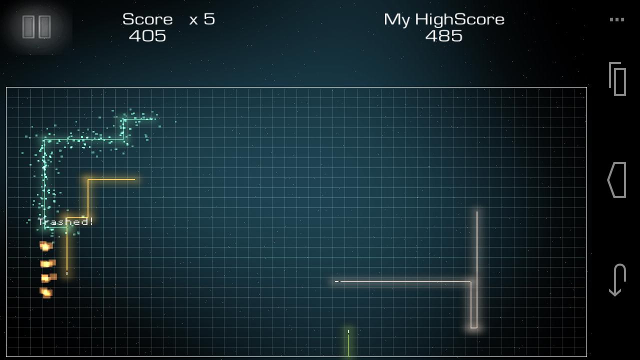 androidアプリ ハードラインズHD攻略スクリーンショット3