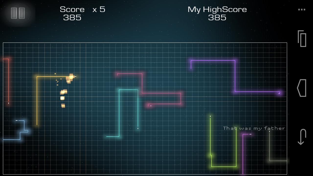 ハードラインズHD androidアプリスクリーンショット1