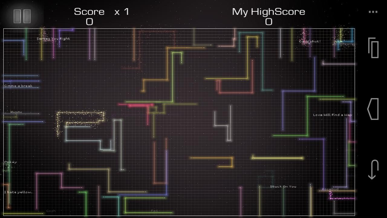 ハードラインズHD androidアプリスクリーンショット2
