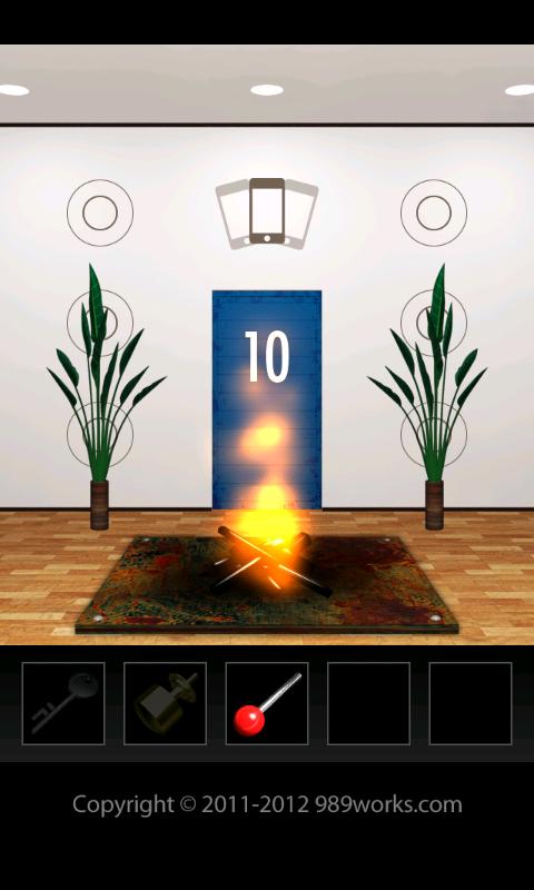 androidアプリ 脱出ゲーム DOOORS攻略スクリーンショット3