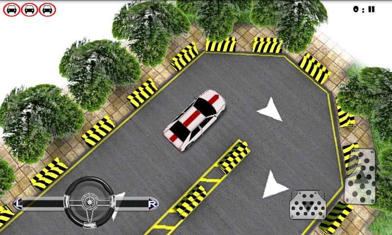 androidアプリ パーキング チャレンジ 3D ライト攻略スクリーンショット2