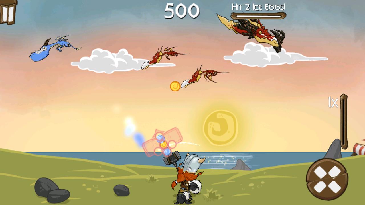 androidアプリ ディム ユー ドラゴンズ!攻略スクリーンショット1