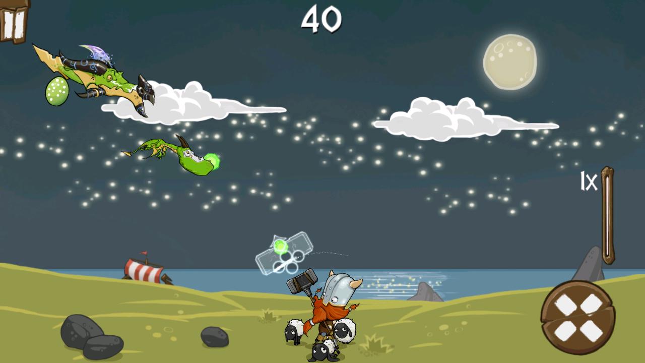 androidアプリ ディム ユー ドラゴンズ!攻略スクリーンショット2