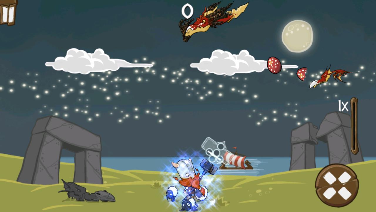 androidアプリ ディム ユー ドラゴンズ!攻略スクリーンショット3