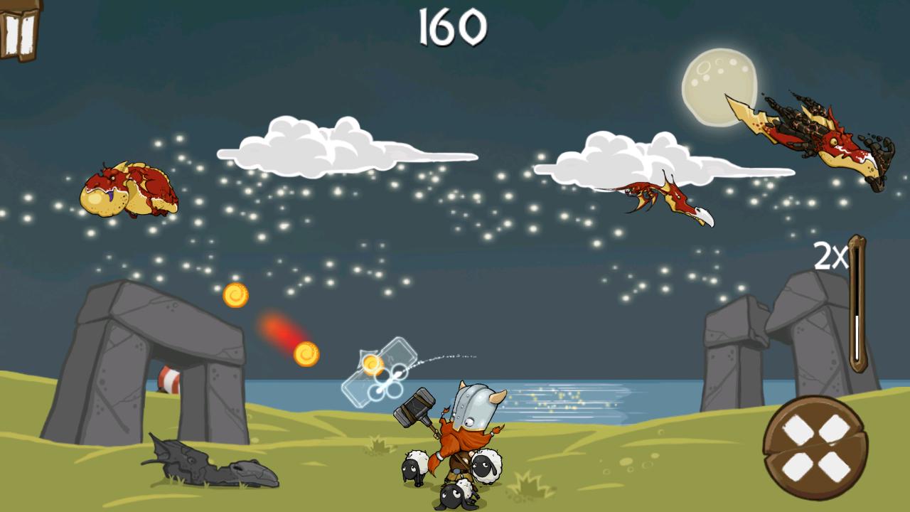 ディム ユー ドラゴンズ! androidアプリスクリーンショット1
