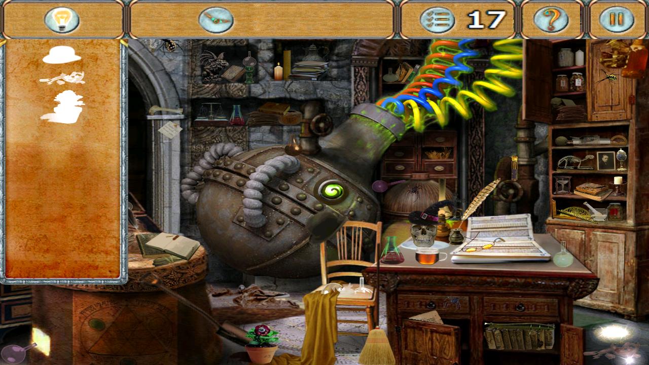 マジックアカデミー パート1:フリー androidアプリスクリーンショット1
