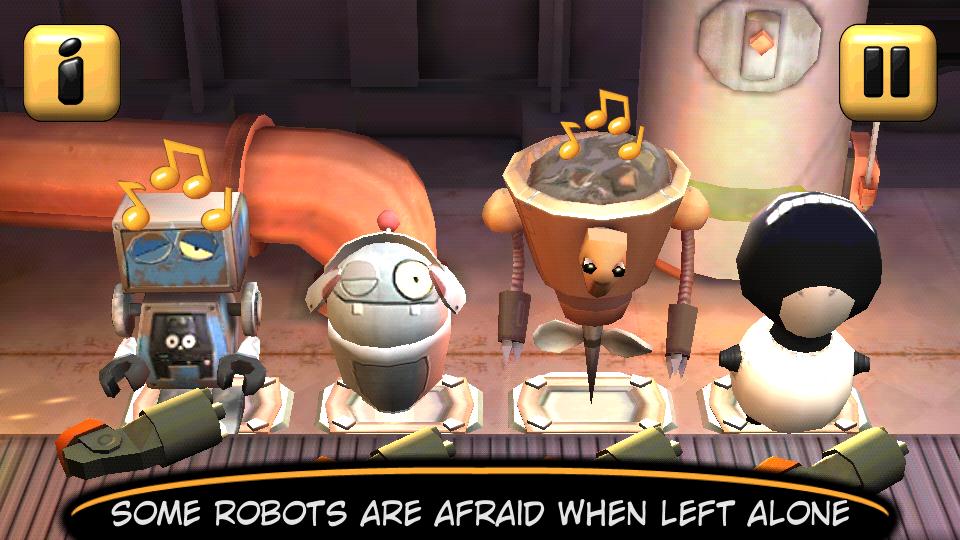 ロボフォニックス androidアプリスクリーンショット3