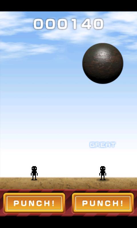 androidアプリ 鉄球ヘブン攻略スクリーンショット1