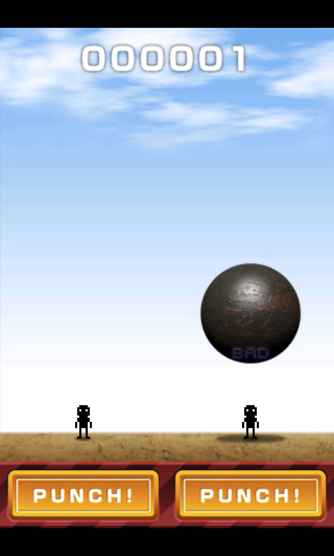 androidアプリ 鉄球ヘブン攻略スクリーンショット5