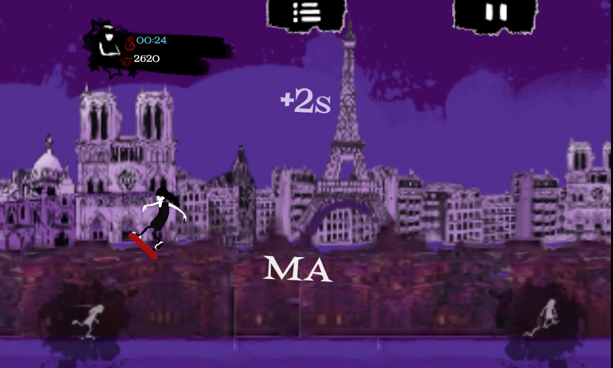 androidアプリ エミリー スケートストレンジ攻略スクリーンショット4