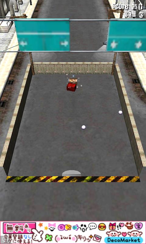 androidアプリ バッシュブロック3D攻略スクリーンショット4