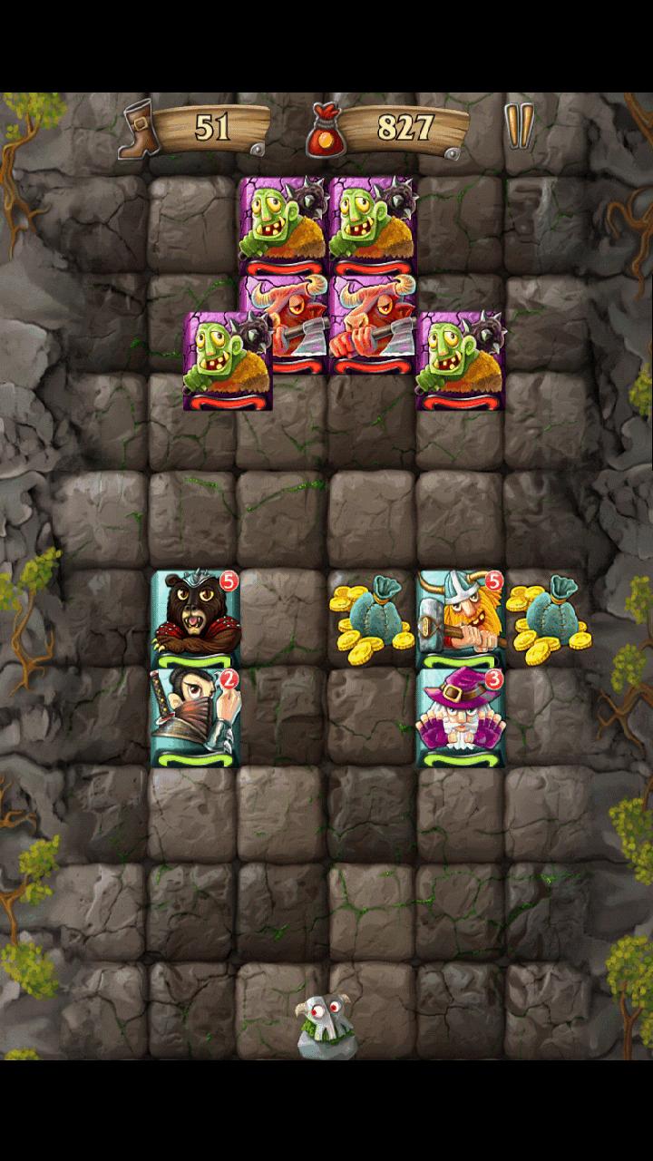 ルーン レイダーズ androidアプリスクリーンショット1