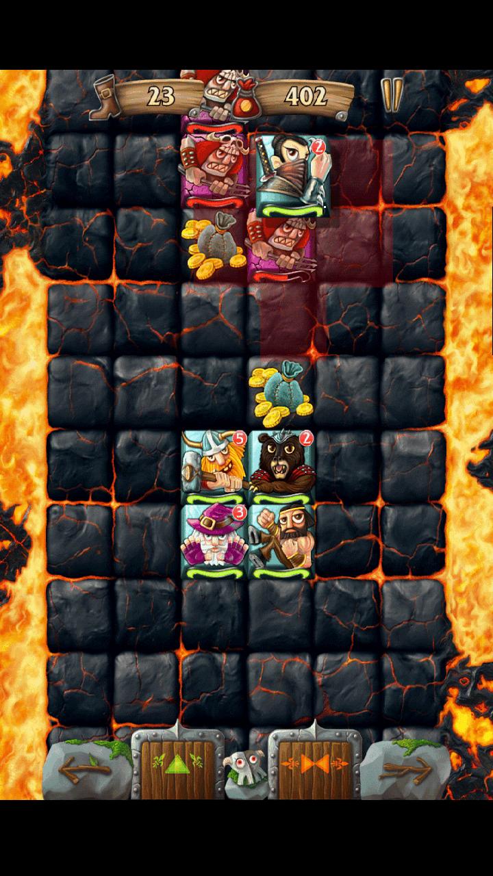 ルーン レイダーズ androidアプリスクリーンショット2