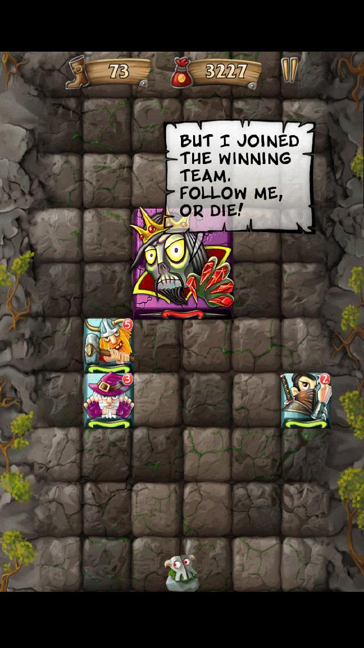 ルーン レイダーズ androidアプリスクリーンショット3