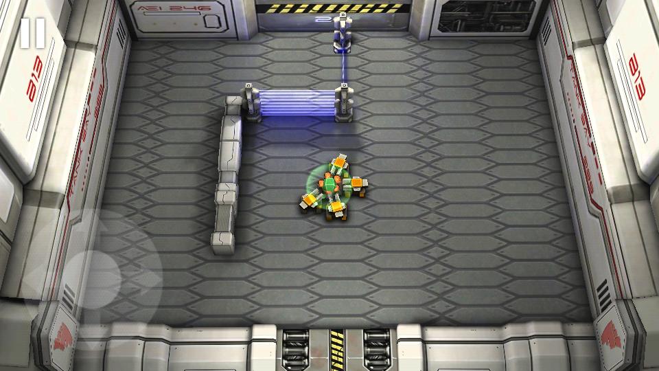 androidアプリ タンクヒーロー:レーザーウォーズ攻略スクリーンショット5