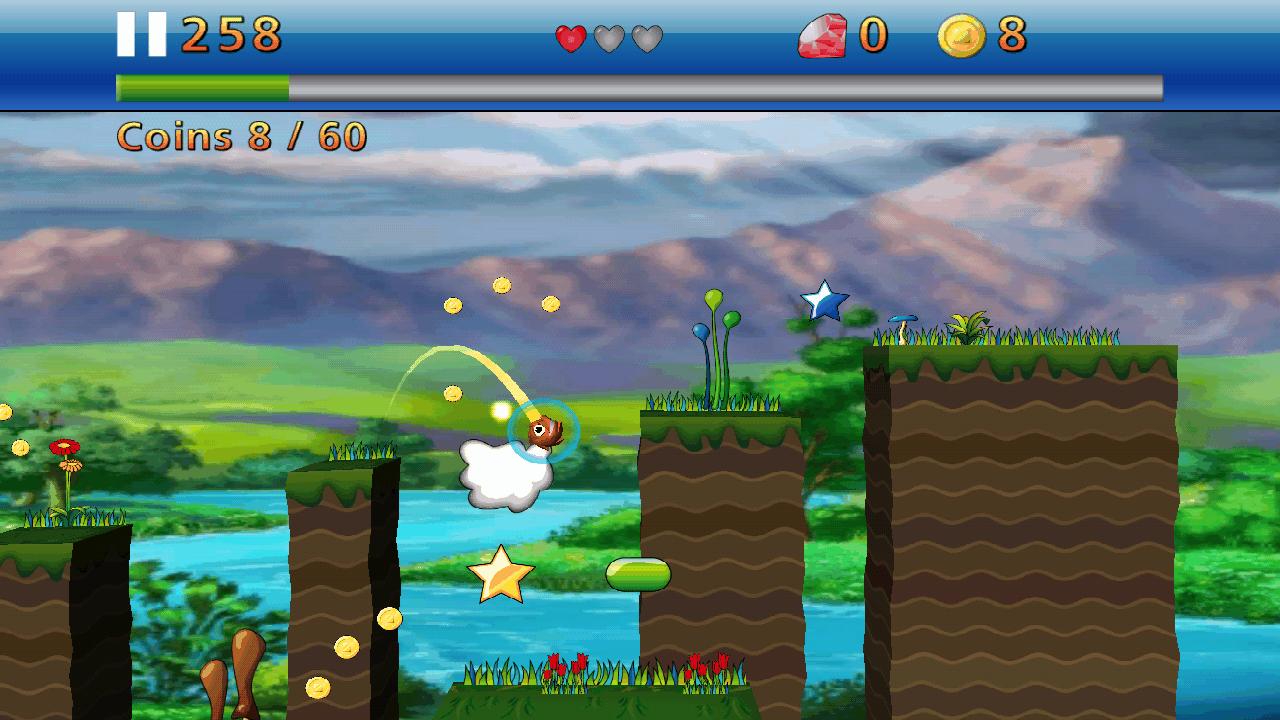 ジャンプ エヌ ロール androidアプリスクリーンショット1