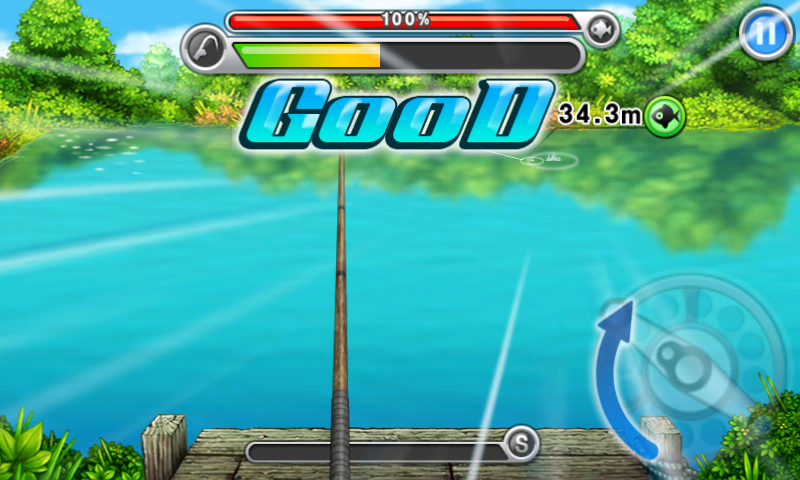 androidアプリ 釣りマスター攻略スクリーンショット3