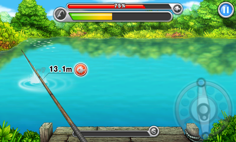 androidアプリ 釣りマスター攻略スクリーンショット4