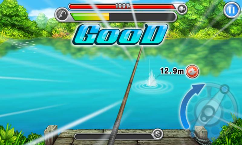 釣りマスター androidアプリスクリーンショット1