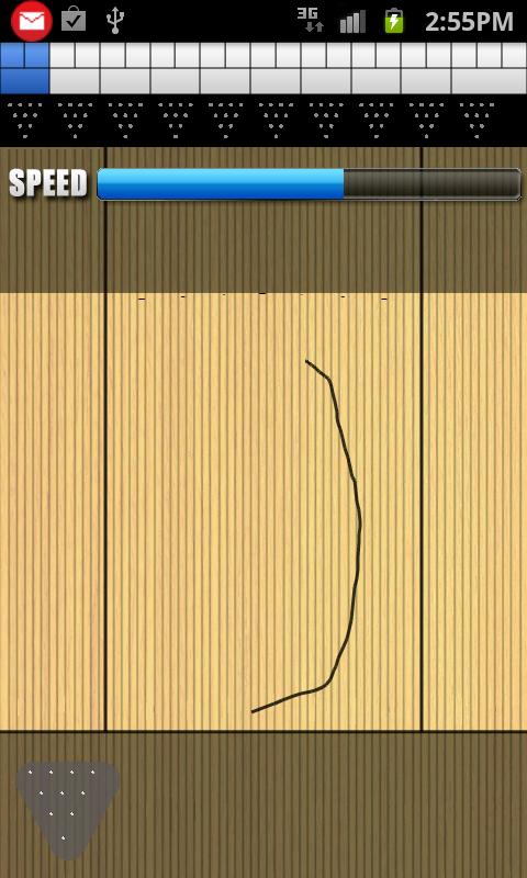 androidアプリ イージーボウリング攻略スクリーンショット1