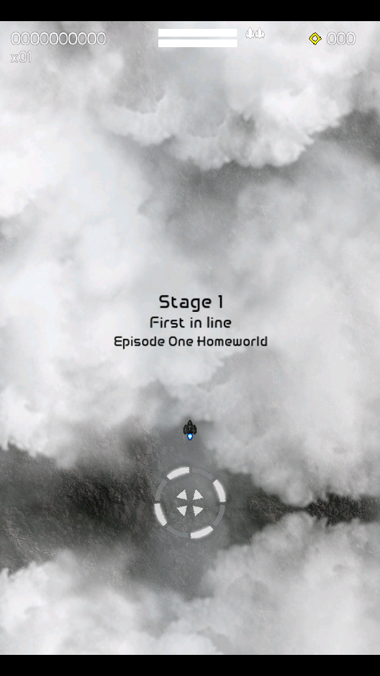 androidアプリ Xelorians無料 - 宇宙シューティングゲーム攻略スクリーンショット1