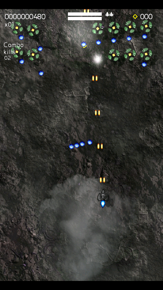 Xelorians無料 - 宇宙シューティングゲーム androidアプリスクリーンショット2