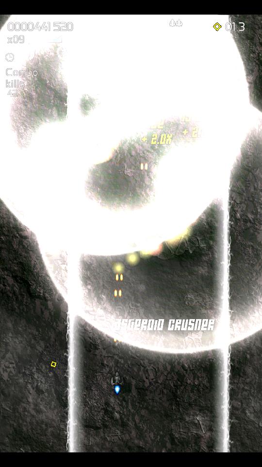 Xelorians無料 - 宇宙シューティングゲーム androidアプリスクリーンショット3