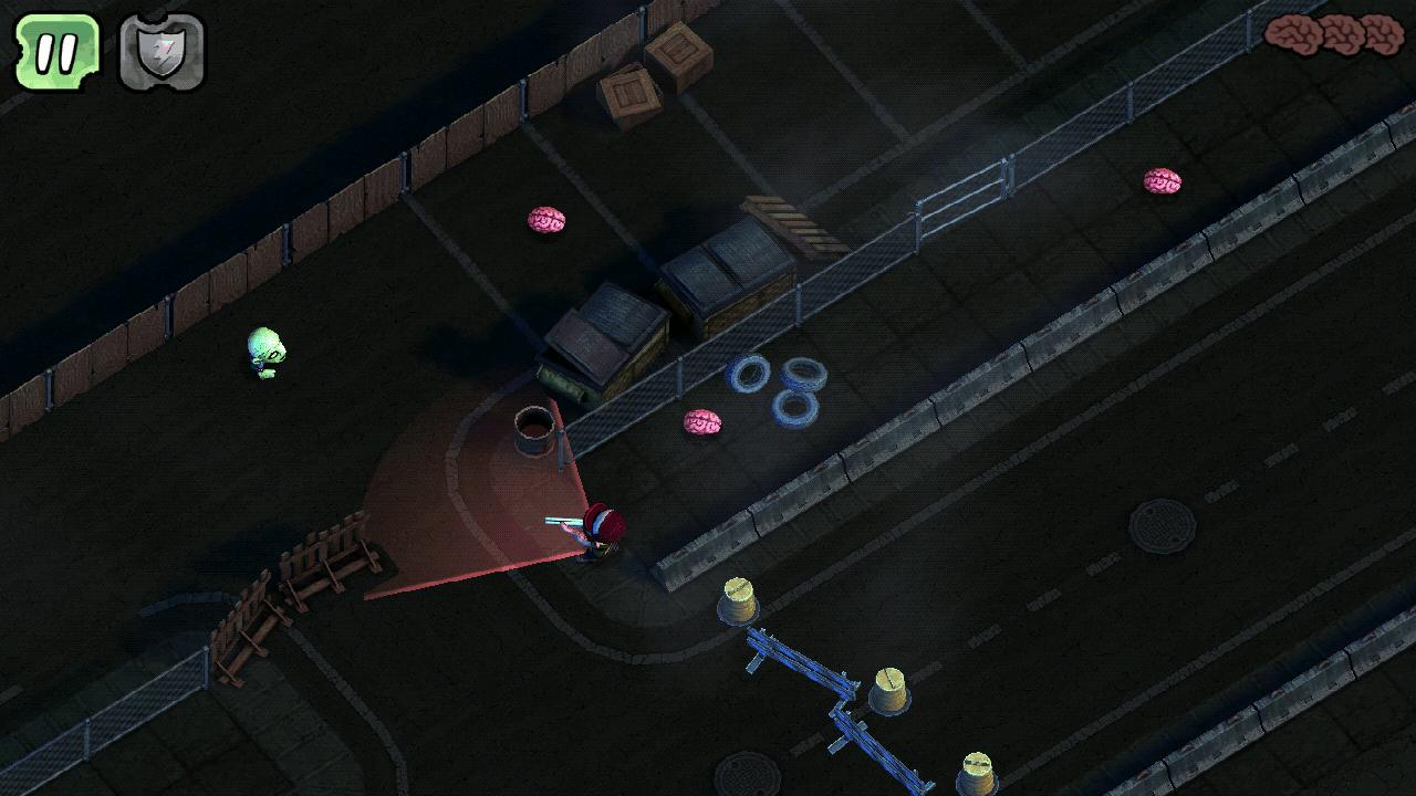 androidアプリ プライト オブ ザ ゾンビ攻略スクリーンショット3