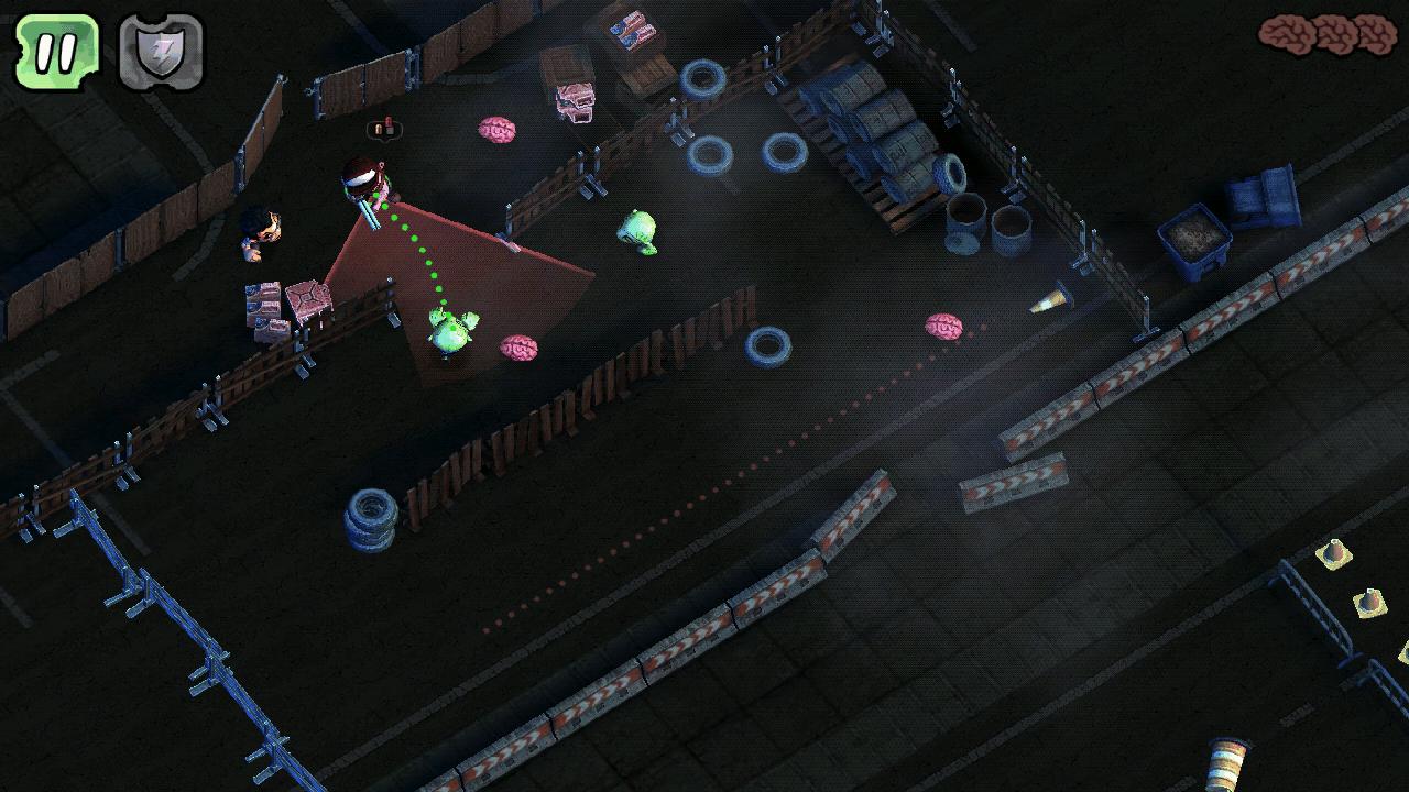 プライト オブ ザ ゾンビ androidアプリスクリーンショット2