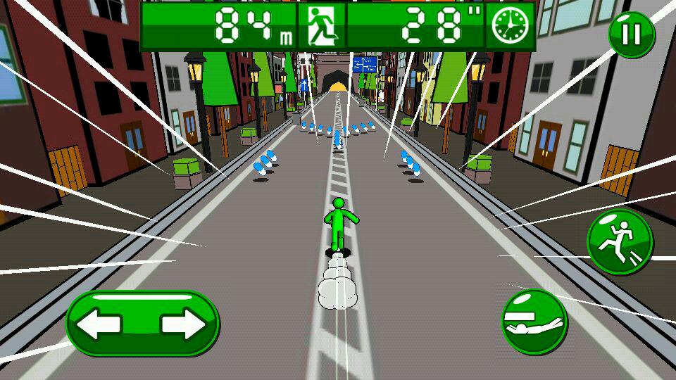 トイレダッシュ androidアプリスクリーンショット2