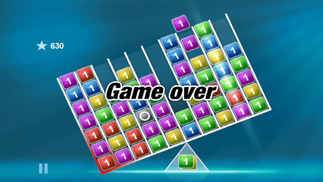 バランスのブロックス androidアプリスクリーンショット2
