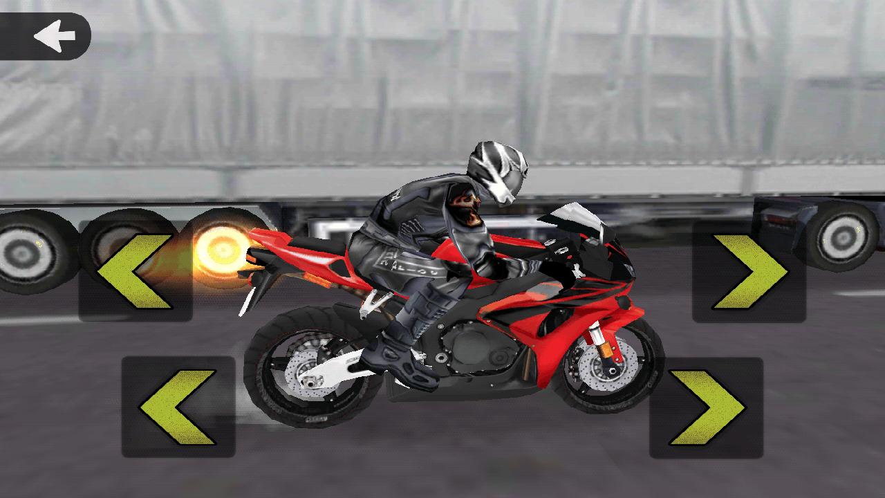 androidアプリ ハイウェイ ライダー攻略スクリーンショット5