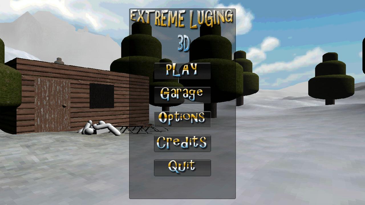 androidアプリ エクストリーム リュージング 3D ベータ攻略スクリーンショット5