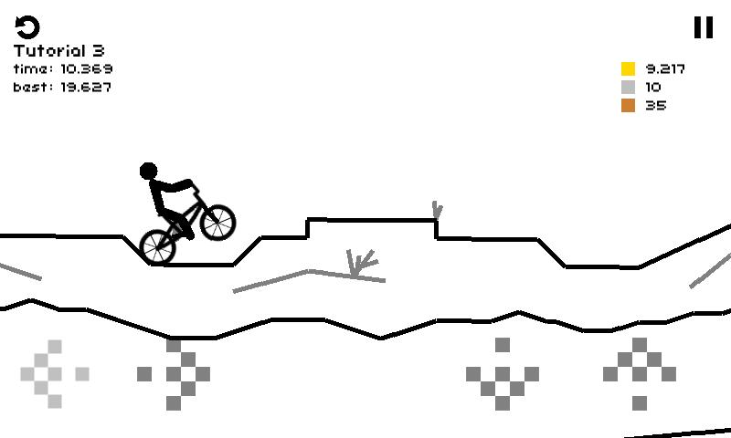 androidアプリ Draw Rider攻略スクリーンショット1