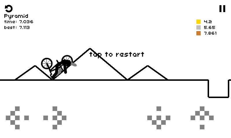 androidアプリ Draw Rider攻略スクリーンショット2