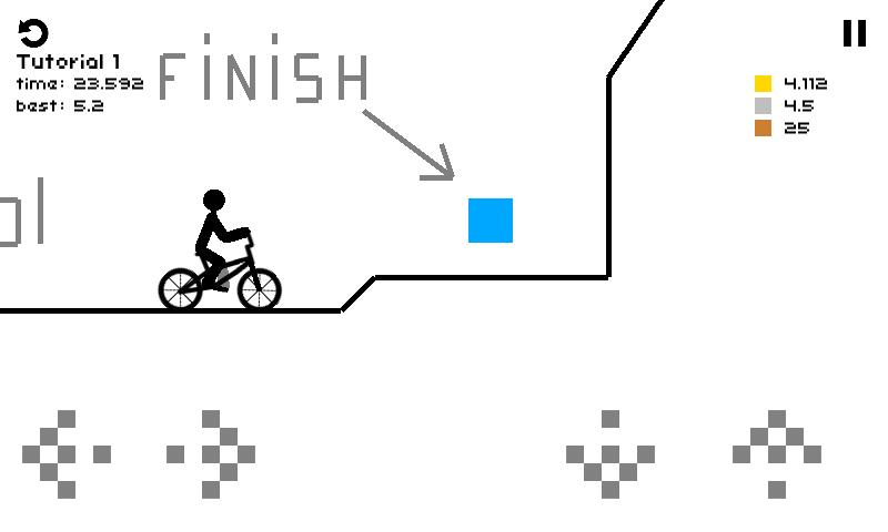 androidアプリ Draw Rider攻略スクリーンショット3