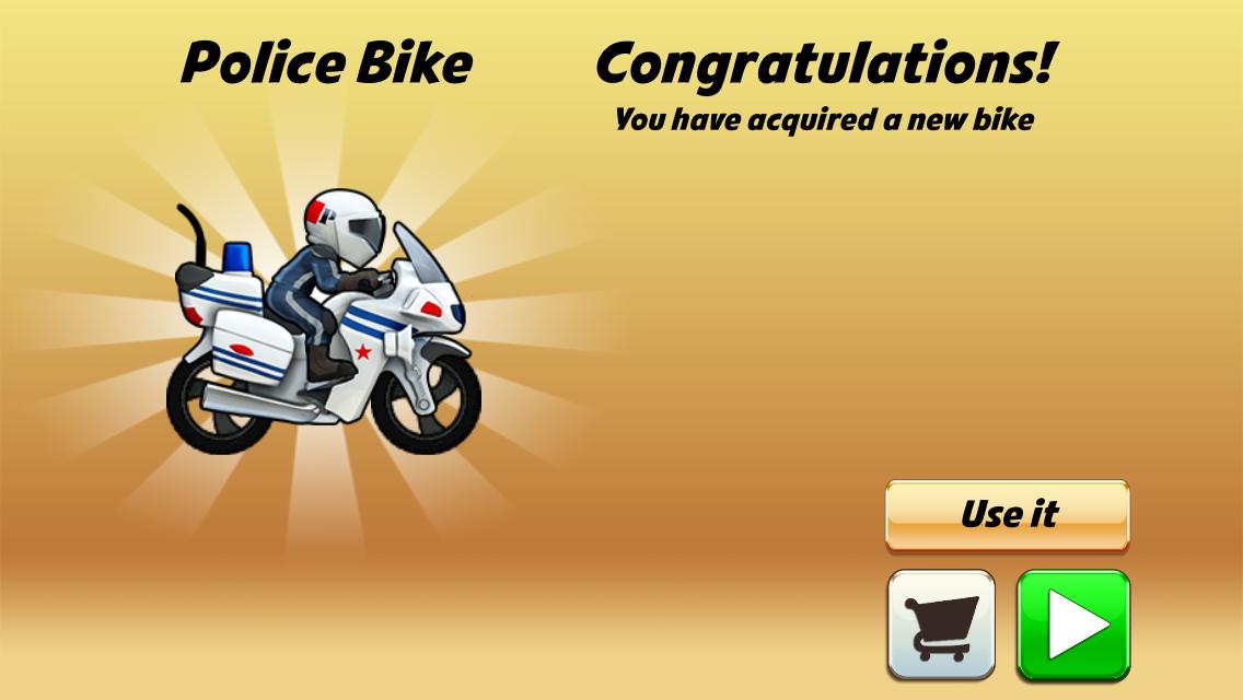 androidアプリ バイクレース(Bike Race)攻略スクリーンショット4