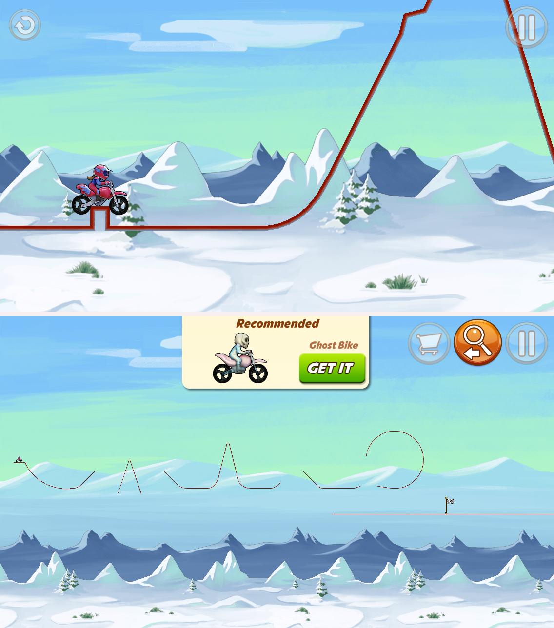 バイクレース(Bike Race) androidアプリスクリーンショット3