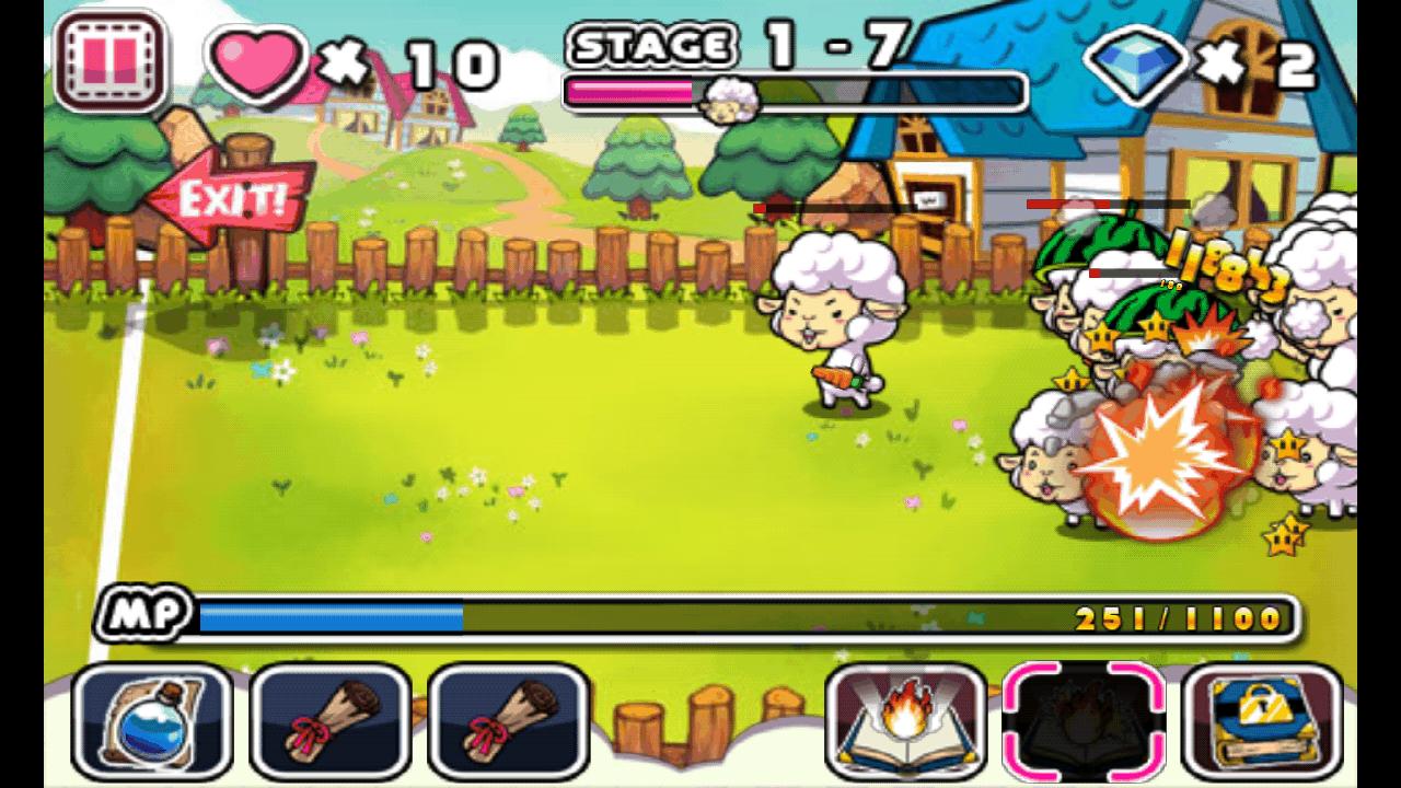 退職したウィザードストーリー androidアプリスクリーンショット1