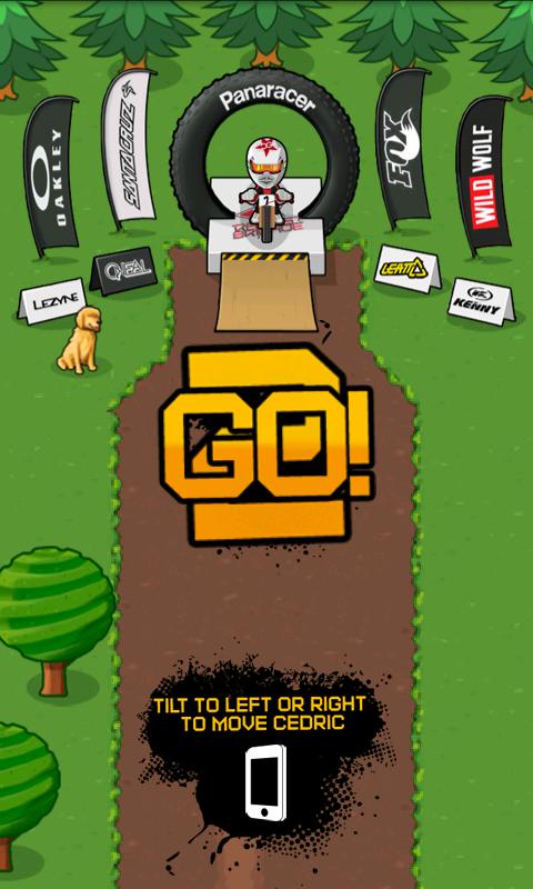 CG ダートデビル androidアプリスクリーンショット1