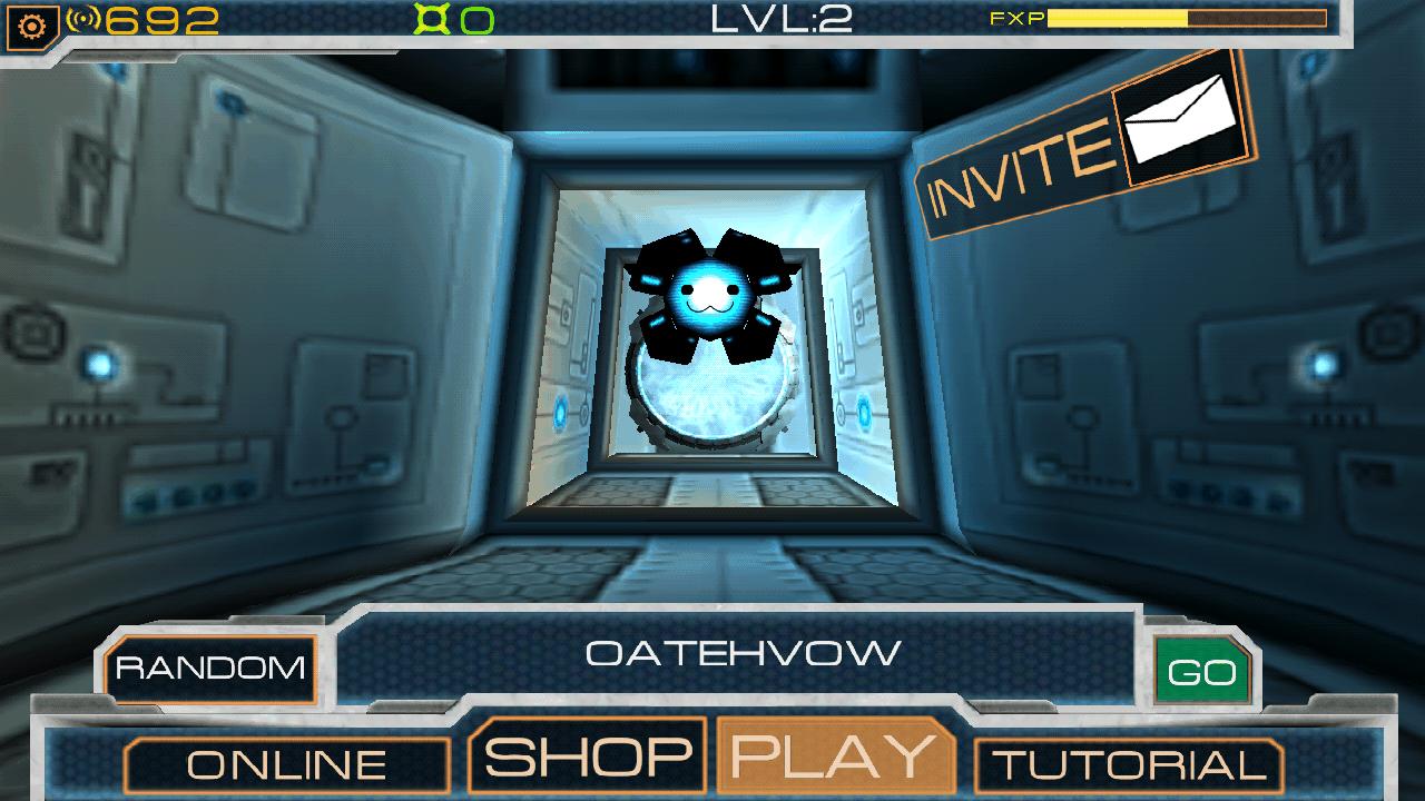 androidアプリ メガトロイド攻略スクリーンショット3